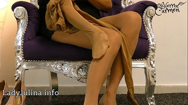 German, Nylon feet, Mature pantyhose, Pantyhose feet, Mature high heels, Mature feet