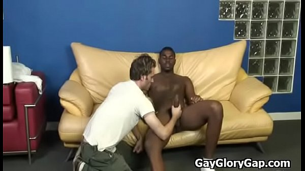 Handjob, Interracial blowjob, Gay bbc