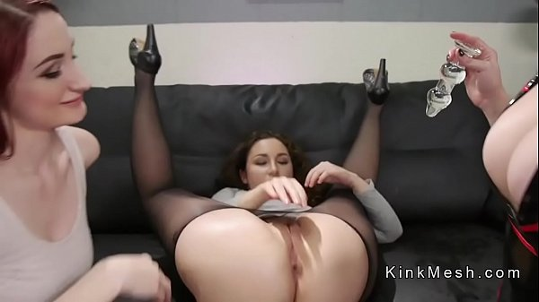 Farting, Anal lesbian, Threesome lesbian, Anal toys