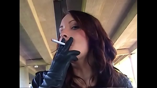 Smoking, Gloves, Leather