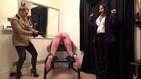 Double, Coeds, Caning, Mistress t