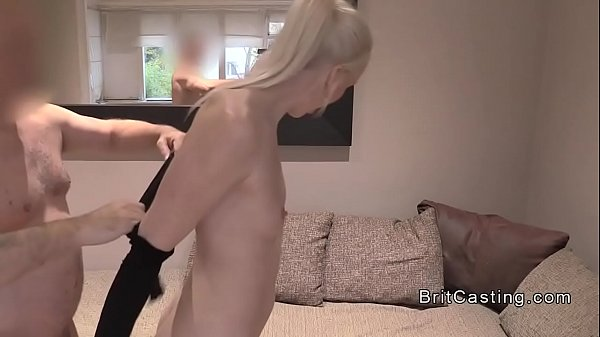 Tied, Casting anal, Anal casting