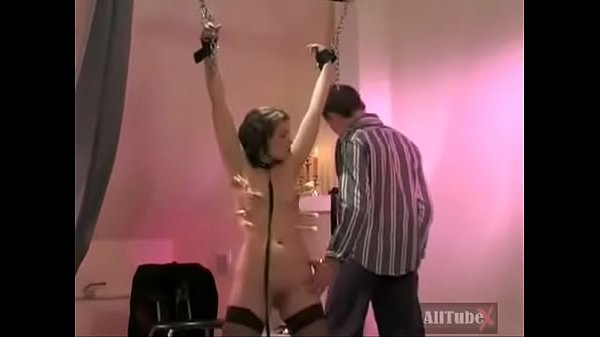 Young girl, Torture