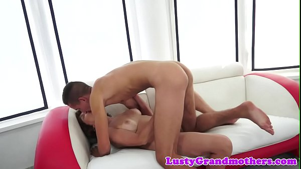 Cum in mouth, Granny hairy, Bigtits, Hairy granny