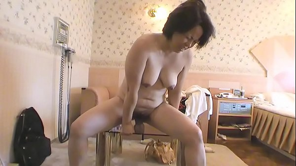 Housewife, Japanese dildo