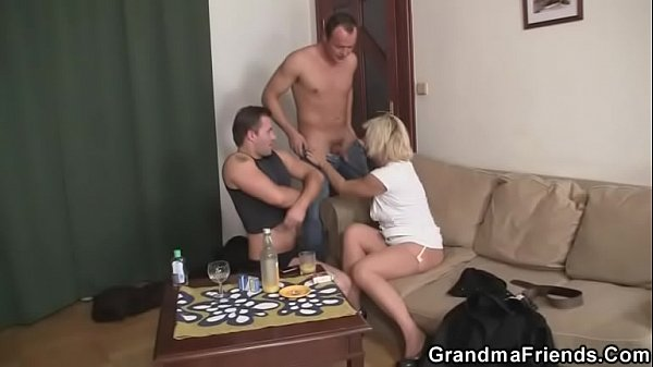 Womanly, Mature blondes, Blonde mature