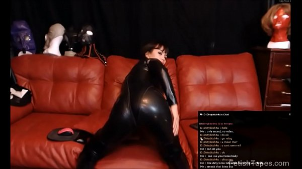 Latex, Private, Catsuit