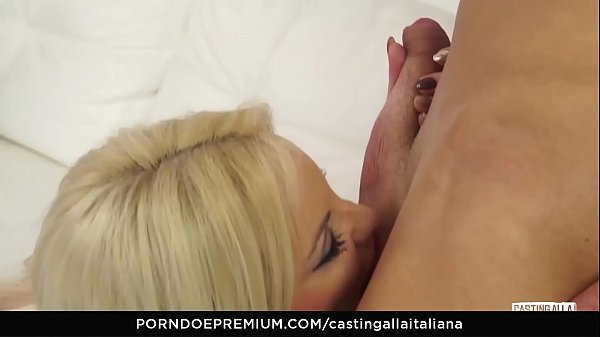 Italian, Casting anal, Casting amateur, Anal italian amateur, Anal casting