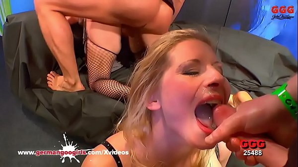 German, Girls cum