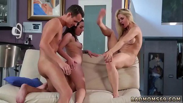 Moms, Teaching, Mom threesome, Mom teaching