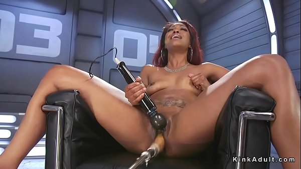 Machine, Ebony squirt