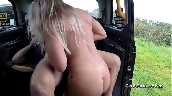 Fake taxi, Big pussy, Hairy blonde, Blondes